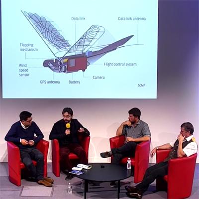 L'ICES participe à la fête des sciences : Conférence sur les Oiseaux