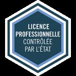 Label Licence professionnelle contrôlée par létat