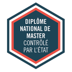 Label Diplôme national de master contrôlé par létat