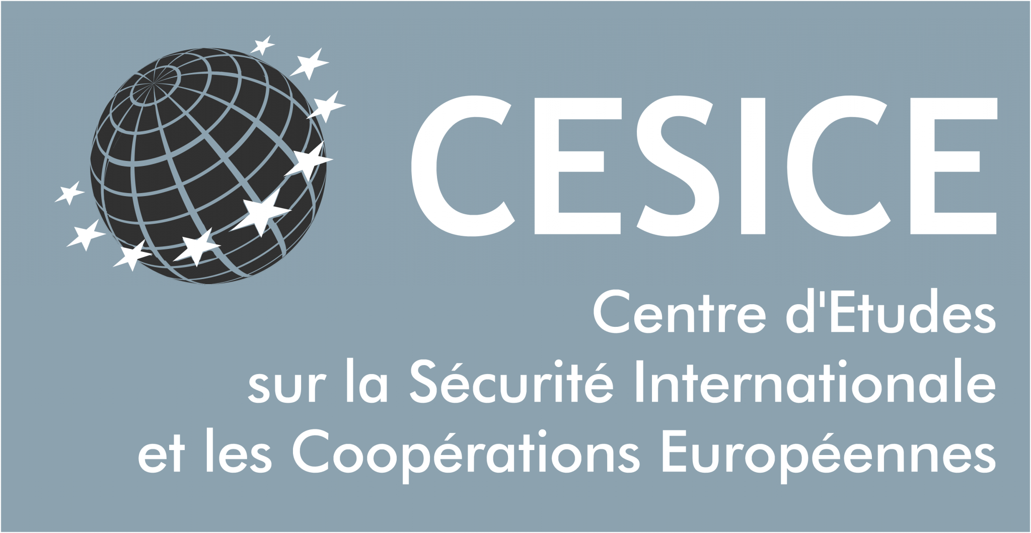 Logo de CESICE, Centre d'Études sur la Sécurité Internationale et les Coopérations Européennes