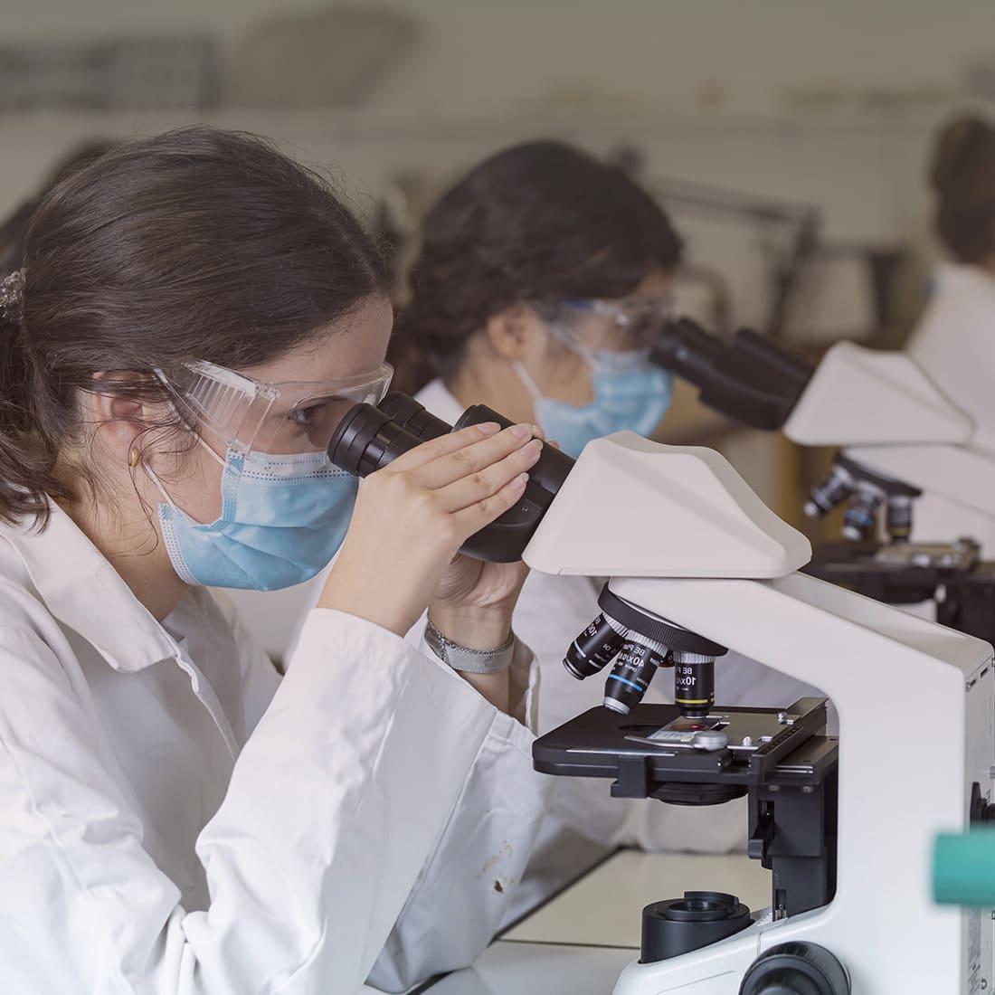 ICES : Master Biologie Santé