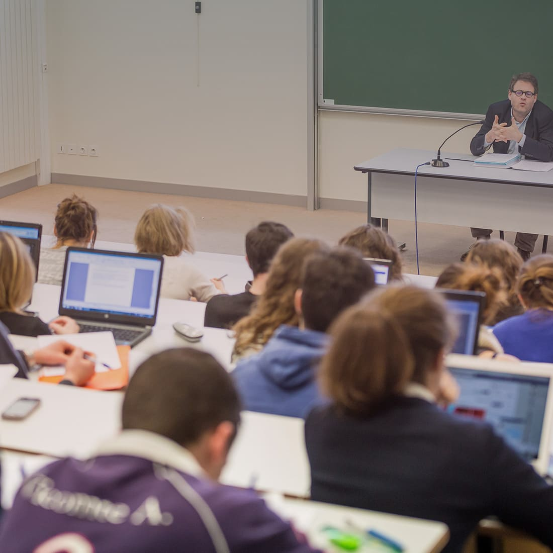 ICES : Master Droit fiscal
