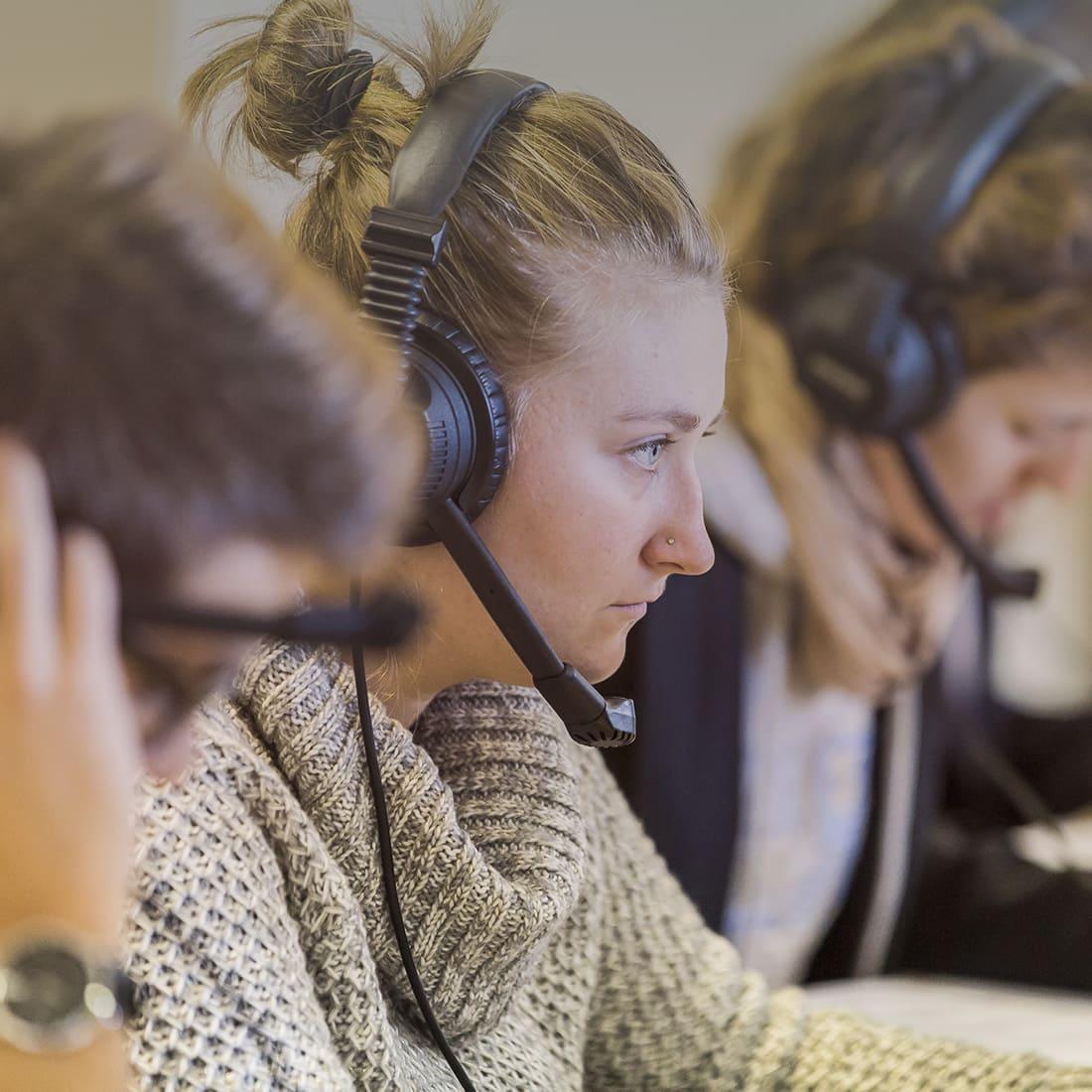 L'ICES offre une préparation à divers tests de langues TOEIC TOEFL...