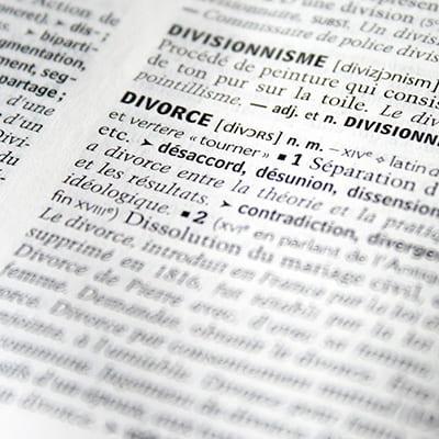 """Journée d'études ICES """"Regards croisés sur le divorce"""""""