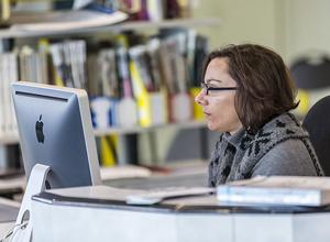 Les bibliothècaires sont disponibles à tout moment pour des renseignements