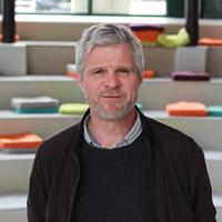 Pascal Bertho, responsable du Point Écoute
