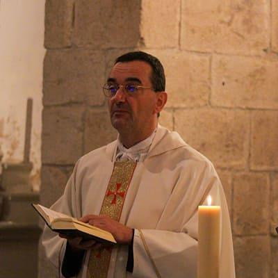 Aumonier à l'ICES : père Philippe-Marie Airaud est disponible pour tous les étudiants