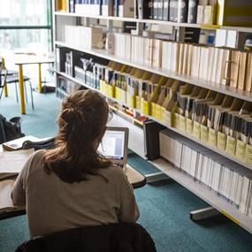 De nombreuses ressources en ligne sont disponibles en plus des documents de la BU à l'ICES