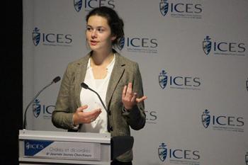 L'ICES organise des conférences avec et pour les étudiants