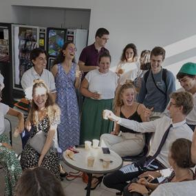 L'ICES propose une vie étudiante et associative riche et dynamique