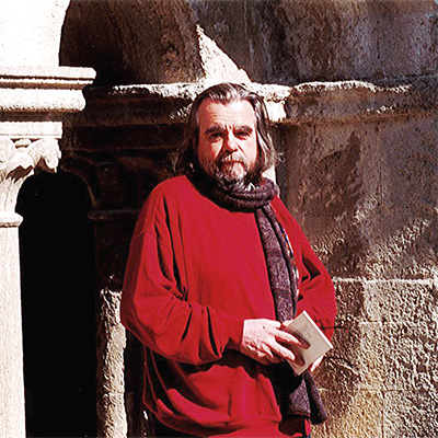 Micheal Lonsdale, parrain de promotion ICES 1998