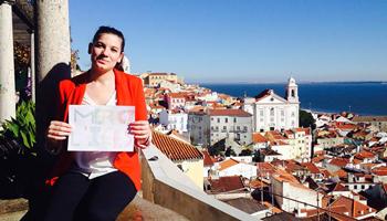 L'ICES accompagne ses étudiants tout au long de leur projet d'études à l'étranger