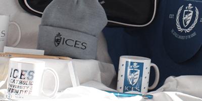 L'ICES propose à la vente différents produits, en plus des sweats ICES, en fonction des saisons