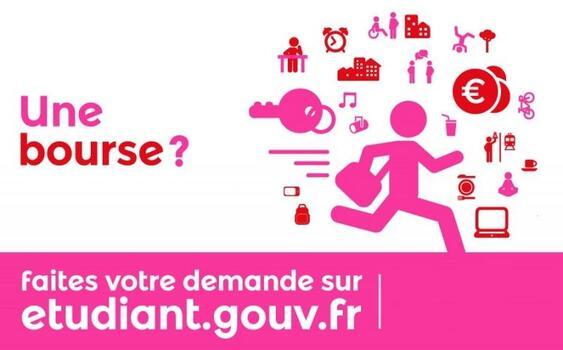 Les bourses d'état, faites votre demande en ligne sur etudiant.gouv.fr