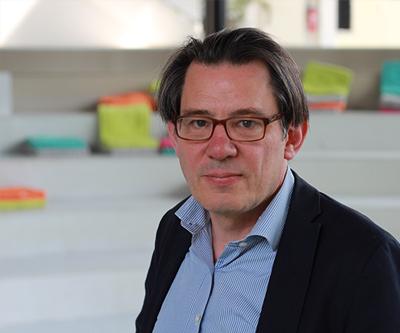 François St Bonnet, directeur du CRICES