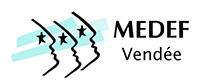 Logo du MEDEF Vendée