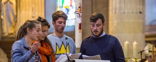 Messe Etudiants