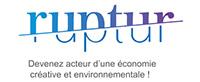 Logo de l'association économique Ruptur