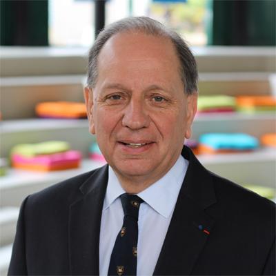 Eric de Labarre, président de l'ICES, Institut Catholique de Vendée