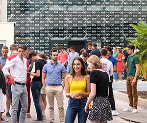 La campus : vivre sa vie étudiante à l'ICES
