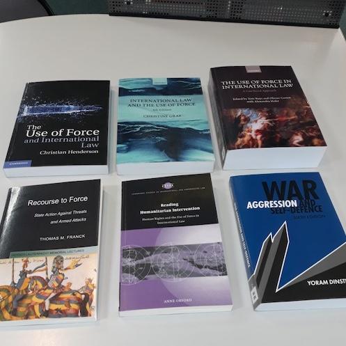 Bibliothèque universitaire - Nouveautés en droit international