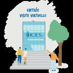 Visite virtuelle de l'ICES, institut catholique de Vendée