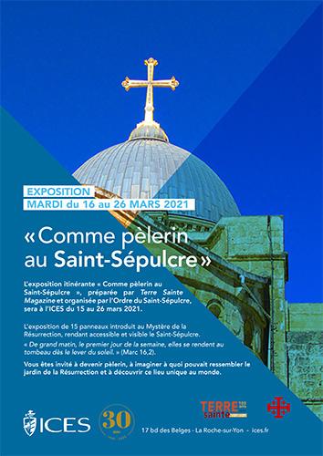 Exposition Saint Sépulcre - ICES - Mars 2021