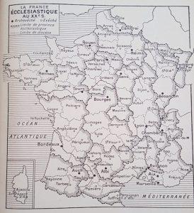 France Ecclésiastique Mandements Épiscopaux Bu Ices