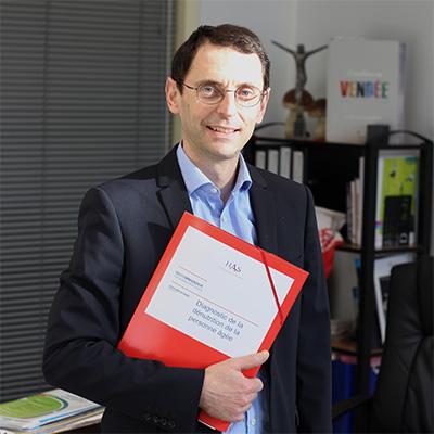 Guillaume André, nommé en tant que pharmacien, expert externe de la HAS