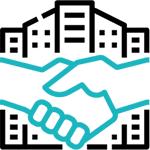 Les entreprises partenaires du Pôle Entreprises