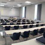 Aménagement type d'une salle de cours