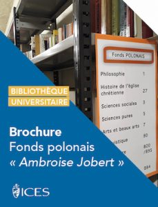 Brochure Fonds Polonais - Français