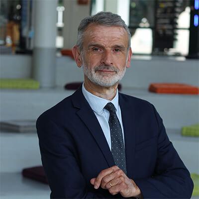 Général Fédéric Blachon, Doyen de la Faculté de Science politique et d'histoire