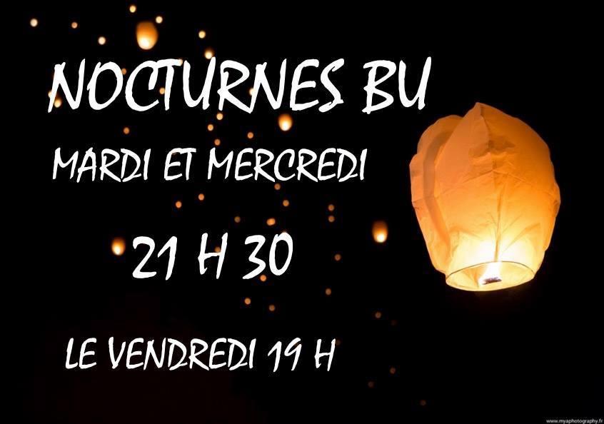 Nocturnes Bu