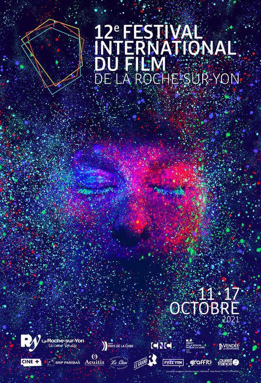 Affiche du Festival international du film 2021